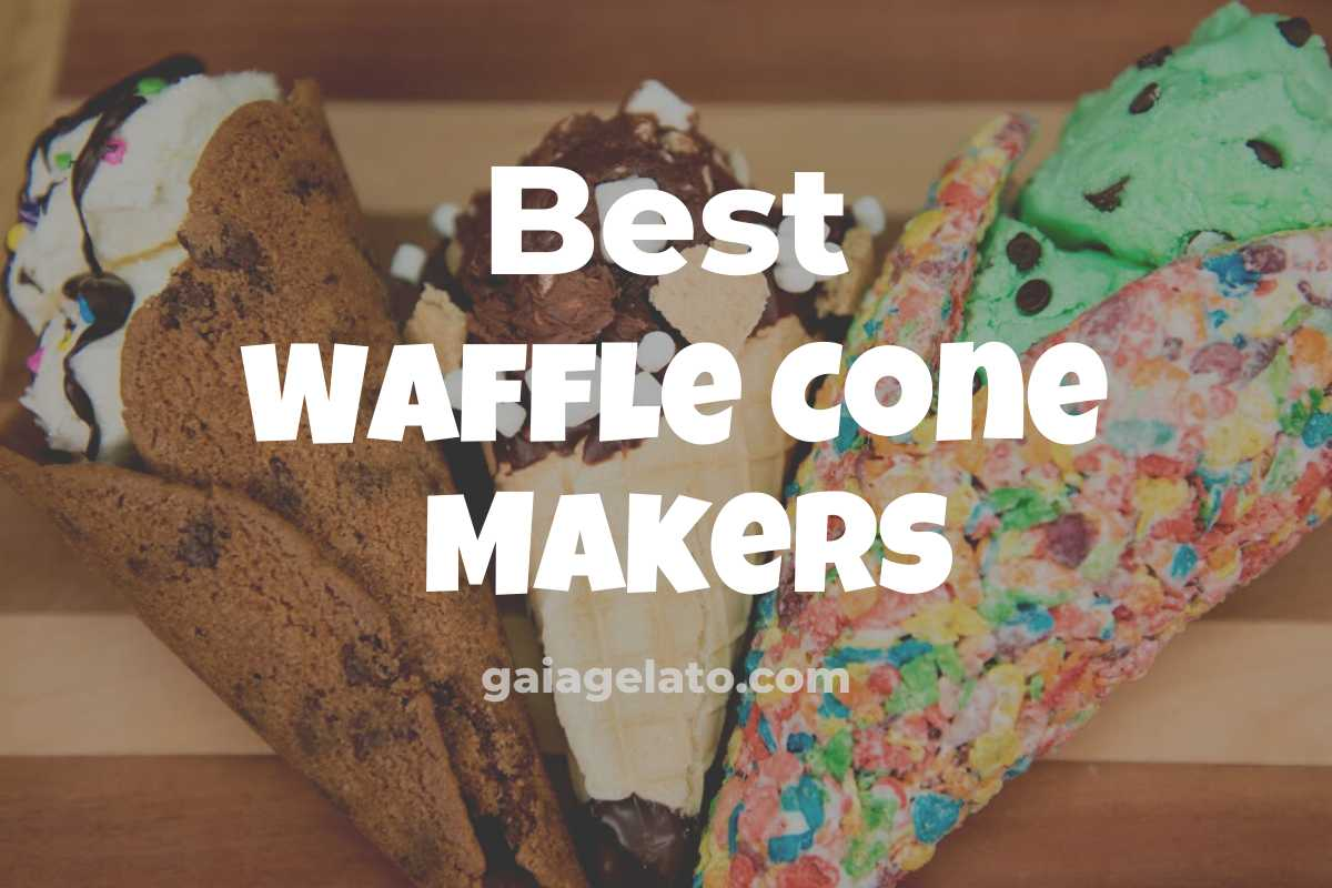 Best Waffle Cone Makers