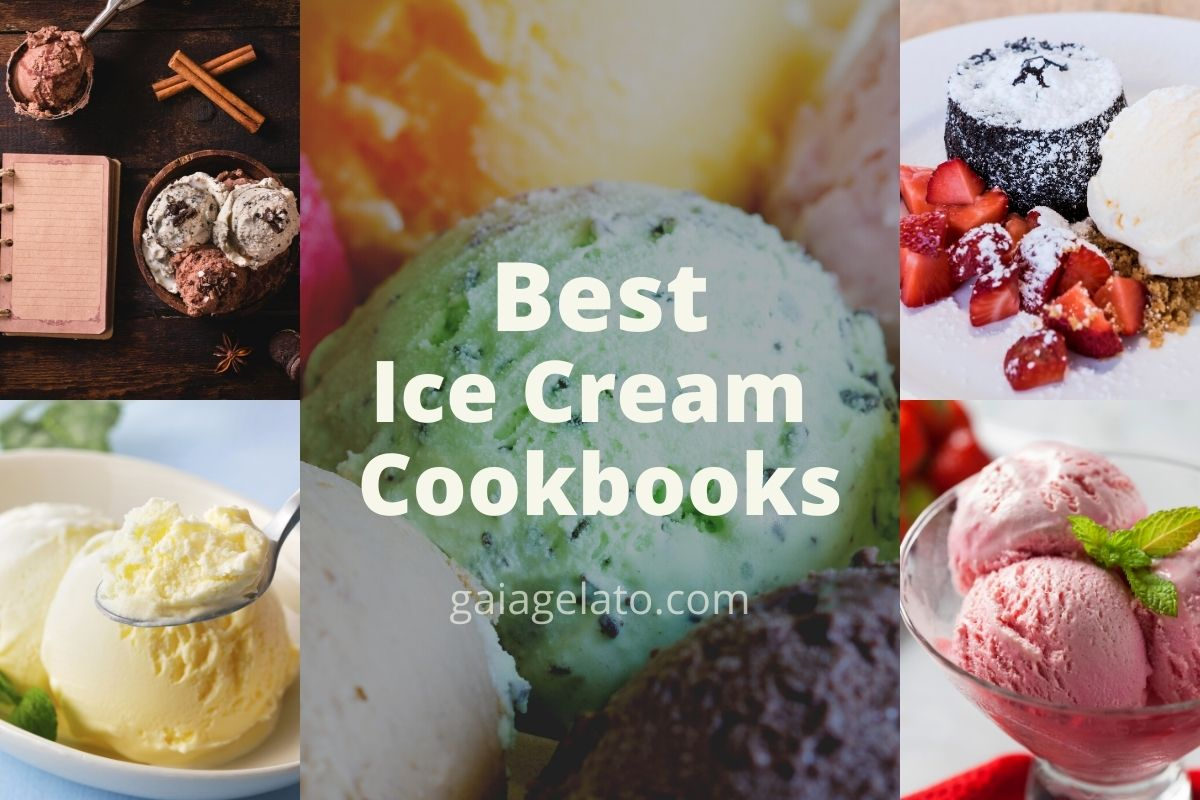 best ice cream cookbook